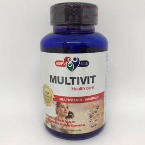 Muntivit - Sofgels - Bổ sung vitamin tăng cường sức đề kháng