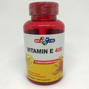 Vitamin E 400 -  Vitamin E tổng hợp hỗ trợ cho da và tóc