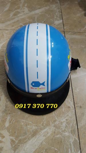 Xưởng chuyên làm nón bảo hiểm theo yêu cầu giá rẻ