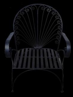 Ghế sát tĩnh điện màu đen