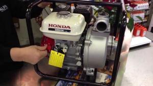 máy bơm nước phòng cháy honda gx160