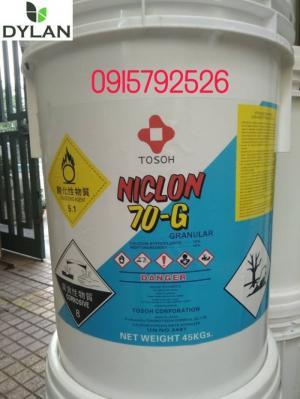 Chlorine Niclon và cách sử dụng