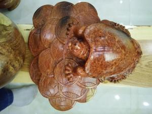 Rùa và rồng nu hương