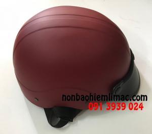 Xưởng sản xuất nón bảo hiểm, nón bảo hiểm in logo công ty giá rẻ