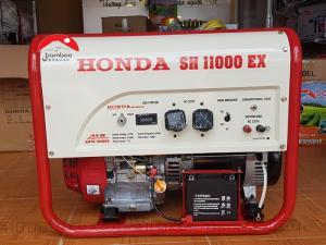 Máy Phát Điện Honda Sh 11000ex (10kw; Xăng; Đề)