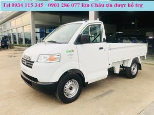 Xe tải Suzuki Pro 615kg/740kg + giá rẻ + xe có sẵn + Ô tô Tây Đô Kiên Giang