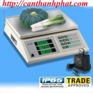 Cân điện tử tính tiền QUA 803 30kg
