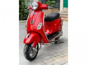 Bán LX 3Vie 2014 màu đỏ thời trang- Xe chính chủ, máy cực chất.