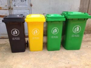Thùng rác công cộng, cam kết chất lượng, giao hàng tận nơi