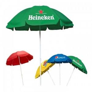 Dù vải che mát Heineken nhìu màu