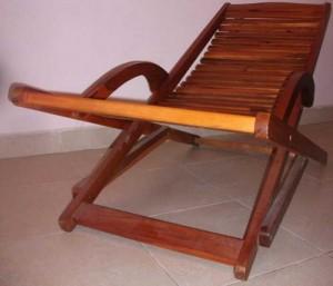 Ghế thư giãn bằng gỗ đẹp