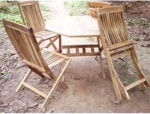 Ghế thư giãn bằng gỗ mới 100%