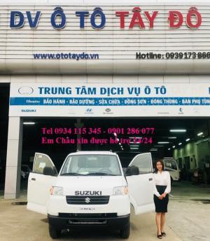 Xe tải nhẹ Suzuki 750kg nhập khẩu ^ xe có sẵn...