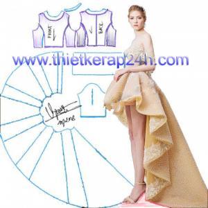 Nhận thiết kế rập thời trang-nhảy size-số hóa tại Bình Hưng Hòa B