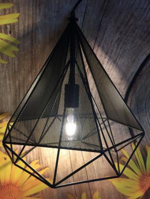 Đèn thả trần kim cương lớn phi 350 giá 220k