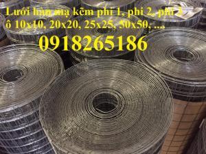 Lưới đổ bê tông phi 4 ô 100x100, 150x150, 200x200, 250x250
