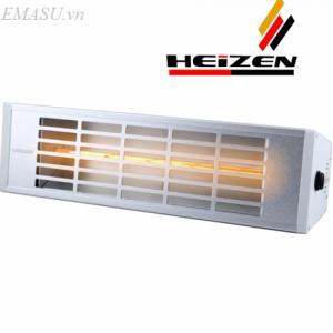 Đèn sưởi Heizen 1000w chống chói HEIT610