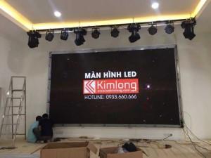 Thi công màn hình LED tại khách sạn Đồng Thanh- Hà Tĩnh
