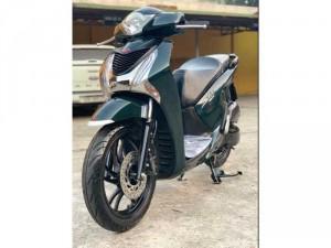Bán SH Việt 150 khoá Smartkey 2016 màu xanh rêu cực đẹp.