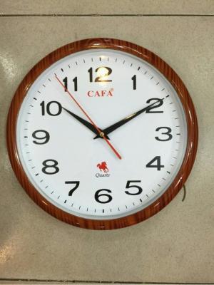 Làm đồng hồ treo tường quà tặng tết giá rẽ-trùm giá đồng hồ 30 cm