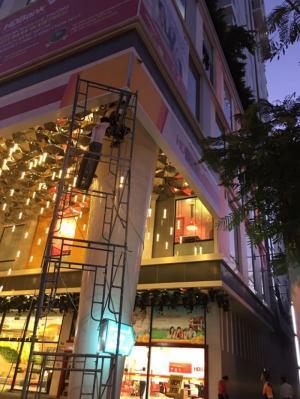 Sửa chữa điện ngân hàng HD Bank Nha Trang
