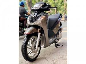 Bán SH Việt 125 Full nhập 2015 màu Sâmpanh đẹp miễn chê.
