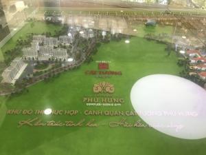 Dự án tại Tiến Hưng, chủ trương của UBND...