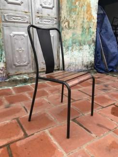 Ghế gỗ đẹp giá rẻ