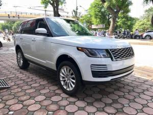 Bán LandRover Range Rover HSE 3.0 2018, màu trắng, nhập khẩu Mỹ