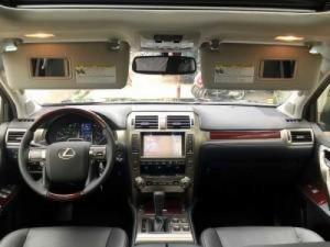 Cần bán Lexus GX 460 sản xuất năm 2018, màu đen, nhập khẩu Mỹ LH: 0982.842838