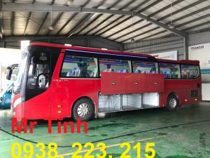 Bán xe u 45-47 chỗ Thaco mới 2018-2019 tại sài gòn