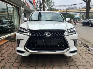 Bán xe Lexus LX 570 Super Sports năm sản xuất 2018, màu trắng, nhập khẩu Trung Đông LH: 0982.842838