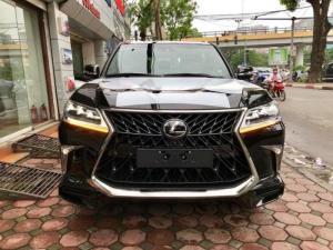 Bán xe Lexus LX Super Sports 570S, năm sản xuất 2018, màu đen, nhập khẩu LH: 0982.842838
