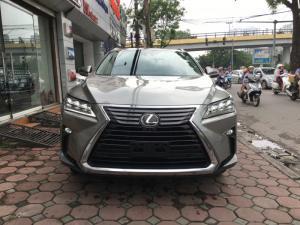 Cần bán xe Lexus RX350L, sản xuất năm 2018, màu xám (ghi), nhập khẩu Mỹ LH: 0982.842838
