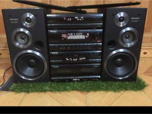 Dàn trung chạy CD tape FM 108 chức năng ok...