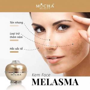 Kem Trị Nám - Face Collagen Tảo Non