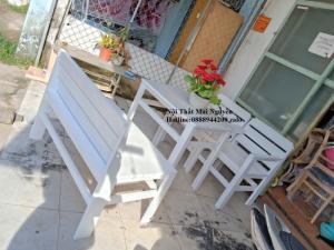 Thanh lý bàn ghế cafe giá rẻ-MN12