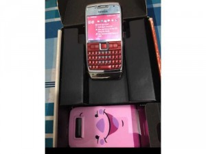 Nokia e71 nguyên zin