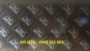 Ván ép phủ phim 15mm logo Đại Bàng