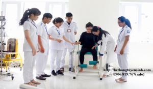 Tuyển sinh ngành Trung cấp Vật lí trị liệu và Phục hồi chức năng
