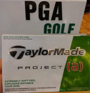 Bóng golf TaylorMade Project (a) (Hết hàng)