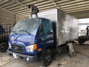 Xe tải Hyundai Mighty 75s 3.5 tấn thùng kín giá rẻ nhất tại Hyundai Vũ Hùng