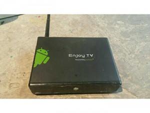 Enjoy Tv Android đang sử dụng