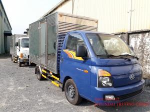 Xe mới Hyundai Porter H150 - 1.5 tấn, 100%, giá nhà máy!