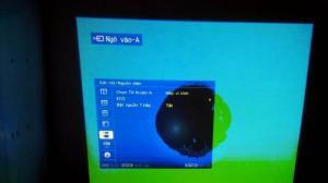 Xử lý trường hợp máy chiếu Panasonic bị sai màu