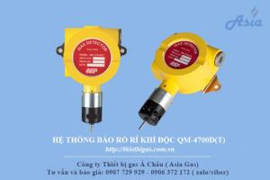 Máy báo động rò rỉ khí CO công nghiệp