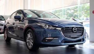 Mazda 6 (Xám Xanh 42B) - Đủ Màu Giao Ngay - LH Hotline Nhận Giá Tốt Nhất