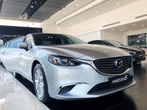 Mazda 6 (Bạc 45P) - Đủ Màu Giao Ngay - LH Hotline Nhận Giá Tốt Nhất