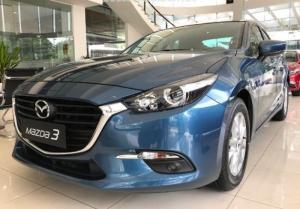 Mazda 3 (Xám Xanh) - Đủ Màu Giao Ngay - LH Hotline Nhận Giá Tốt Nhất