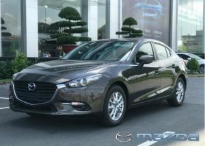 Mazda 3 (Nâu) - Đủ Màu Giao Ngay - LH Hotline Nhận Giá Tốt Nhất